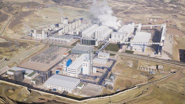 Kazan Soda Elektrik resmen açılıyor