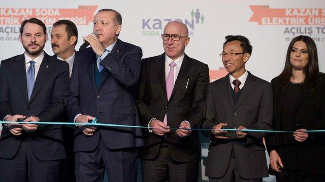 Erdoğan: Petrolümüz yok, zekamız var